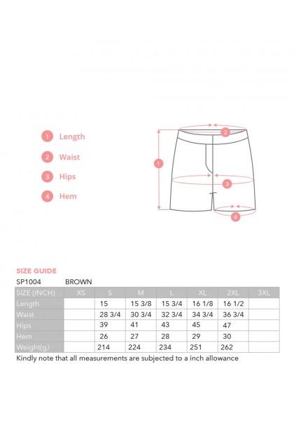 ReClassic Plaid Shorts