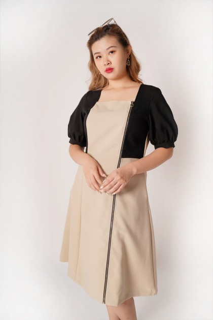 ReClassic French Duo dress